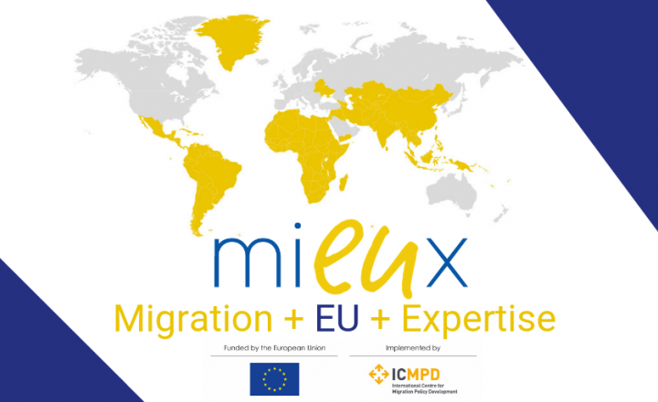 Fourth phase of Migration EU Expertise Initiative launched