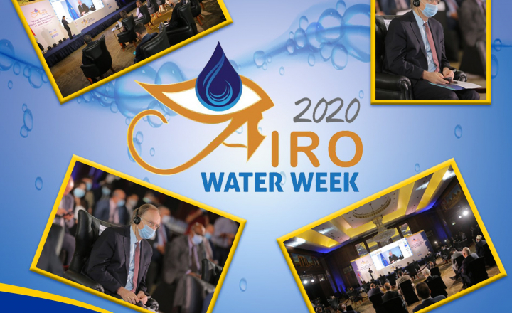 Third Cairo Water Week