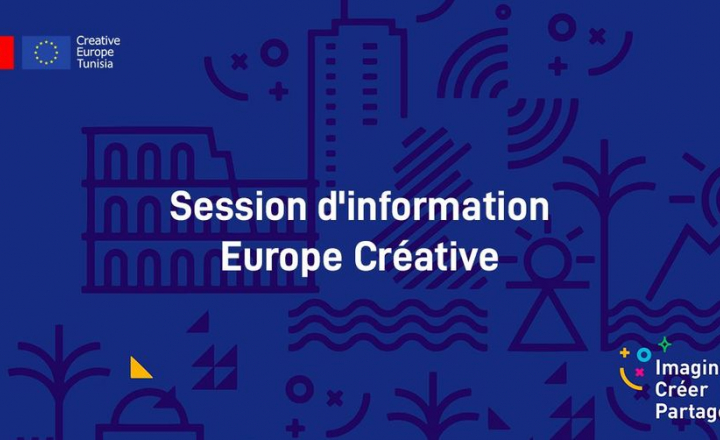 Tunisia : online information session to know more about Creative Europe programme