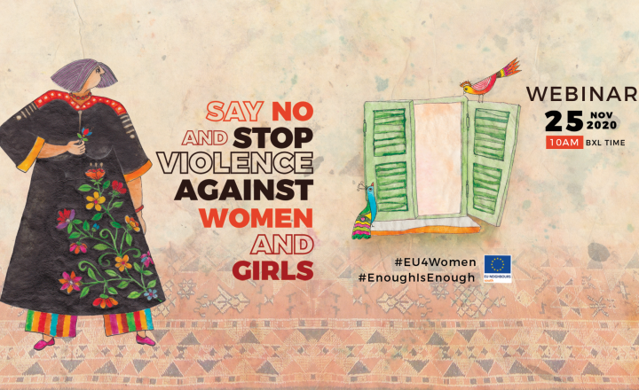 Say No and Stop Violence Against Women and Girls