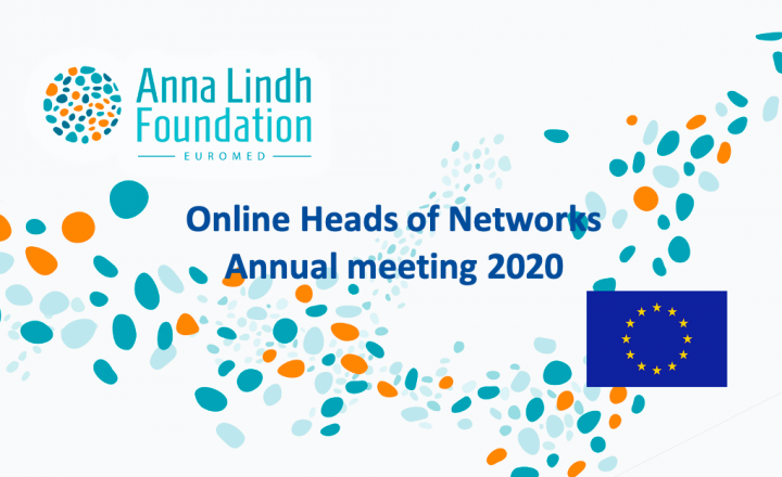 Anna Lindh Foundation: Heads of Networks meet to review strategic orientations