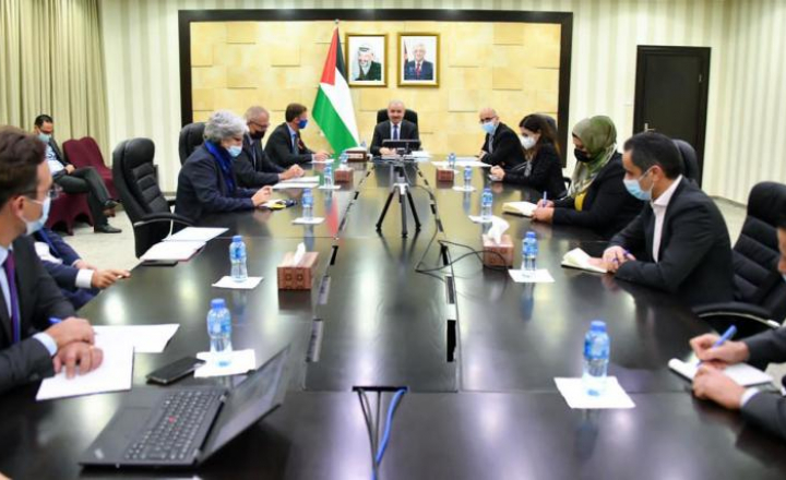 EU – Palestine Investment Platform
