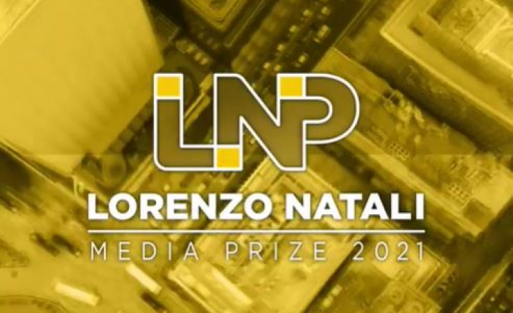 Honouring courage in journalism: Apply for the 2021 Lorenzo Natali Media Prize until 19 April