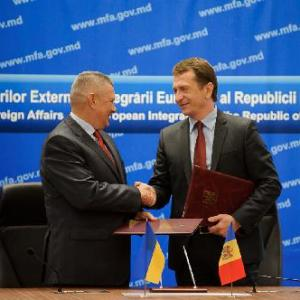 Agreements make it easier to move across Moldova-Ukraine border