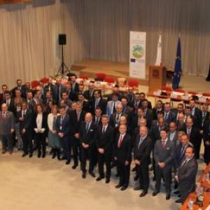 Terrorism, irregular migration and cybercrime in focus as Euromed Police project meets to endorse priorities