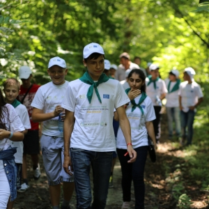 Young protectors and modern managers for Azerbaijan's forests