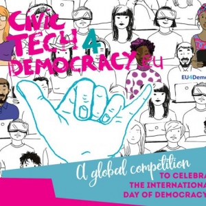 """CivicTech4Democracy"", a global competition"