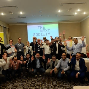 THE NEXT SOCIETY Innovators Academy - Milan