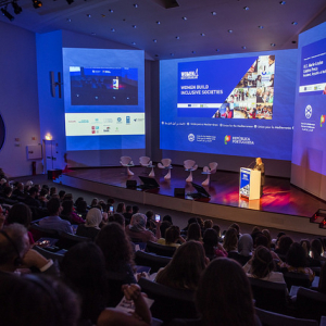 Fourth UfM women's empowerment conference
