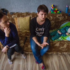 A ramp, a social taxi and a new apartment: How the lives of seriously ill children are changing