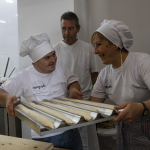 Armenian Gyumri becomes inclusive thanks to EU support: the perspectives of the new bakery and coffee shop for people with disabilities