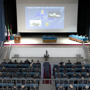 Training module for the Libyan Navy carried out in Italy - Operation Sophia
