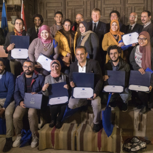 EU in Egypt honours winners of its 11th photography competition