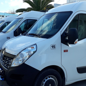Tunisia: Police receives 15 mobile laboratories donated by the EU