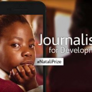 European Commission's Lorenzo Natali Media Prize for outstanding journalism in development: Apply now