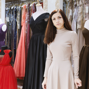 Olesea Lisai turned her childhood hobby into a successful business