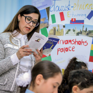Natavan Badalova: There is no limit for teachers' development