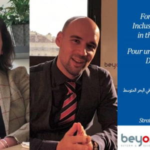 "EU-funded FEMISE and ""Beyond Reform and Development"" conclude strategic partnership for Inclusive Development in the Mediterranean"