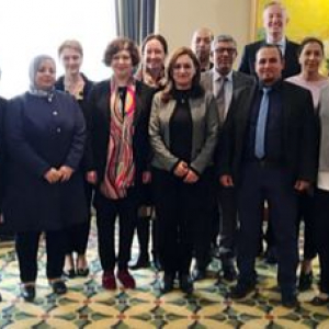 Tunisian delegation shares Georgian experience on Deep and Comprehensive Free Trade Areas
