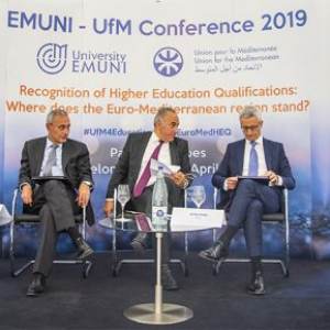 Recognition of higher education qualifications: experts gathered in Barcelona by the EMUNI University and the UfM Secretariat outline possible ways forward
