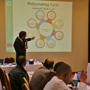 EU-funded workshops in Palestine : A step further towards effective, predictable and participatory legislative processes