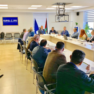 EU contributes to increasing Palestinian readiness to respond to drug-related threats