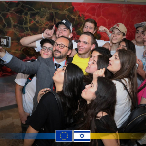 #EU4Israel #EuropeDay