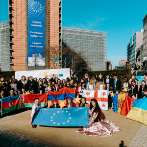Ten years of the Eastern Partnership: how do young Eastern Partners view their ties with the European Union?