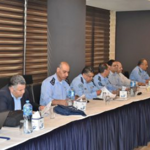 EU trains Palestinian Civil Police on operational planning