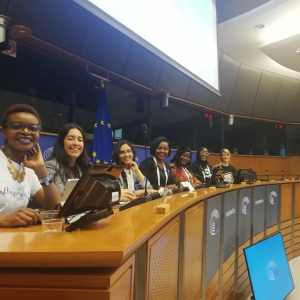 Young Mediterranean Voices bring Mediterranean initiatives to the European Parliament during the Youth Week