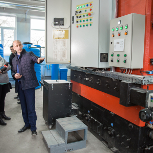 Sustainable energy in action: How Zhovkva cuts down on gas consumption and saves money