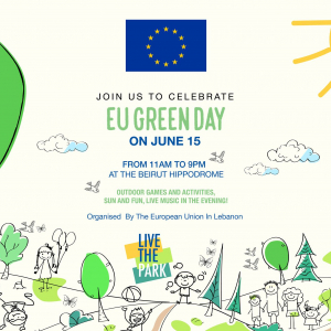 #EUGreenDay
