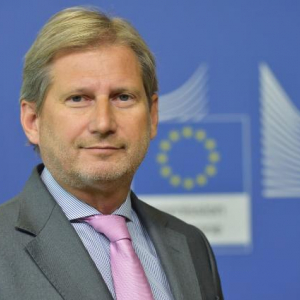 EU Commissioner Hahn
