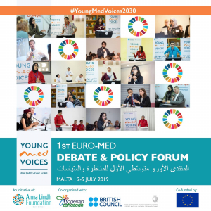 First Young Med Voices' Regional Forum to debate accelerating global efforts for Agenda 2030
