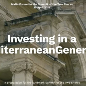 EU-funded video released to support Mediterranean Generation movement