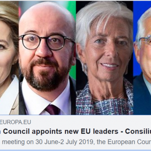 new EU leaders