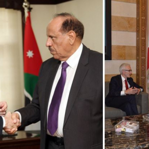 INTERPOL Chief on first official visit to Lebanon and Jordan