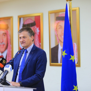 Jordanian House of Representatives on its way to become full electronic Parliament, thanks to EU