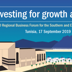 European Bank for Reconstruction and Development Regional Business Forum to learn about investment opportunities