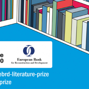 European Bank for Reconstruction and Development Literature Prize 2020 open for submissions