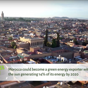 Morocco: European Investment Bank funds one of the biggest solar power complexes in the world