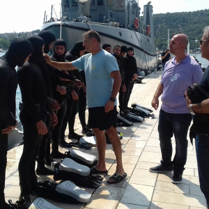 New EU-funded training module for the Libyan Coast Guard and Navy in Croatia