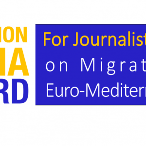 Migration Media Award visual