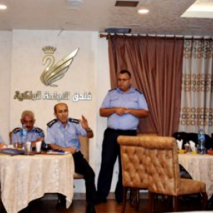EU Police and Rule of Law Mission organized strategic and operational planning workshop for Palestinian police officers
