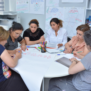 Breaking stereotypes: how teachers are trained in Azerbaijan to work with children with disabilities