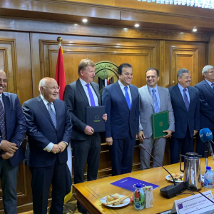 EC and Egypt sign the Implementing Arrangement finalizing Egypt's participation in PRIMA