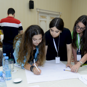 EuroSchool brings together talented and ambitious youth of Azerbaijan