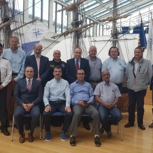 EU-funded SAFEMED provides training to Vessel Traffic Service Supervisors of partner countries