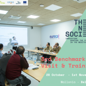 THE NEXT SOCIETY: Third Benchmarking visits and training tour