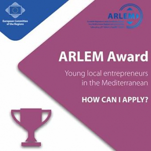 ARLEM Award visual